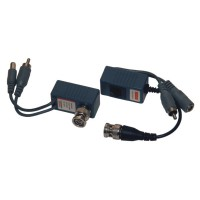 Video/AudioVoeding UTP/FTP Balun (2x)