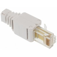 Toolless Modulaire RJ45 Connector Cat6