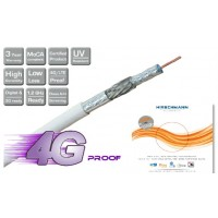 Hirschmann Koka 9 TS 4G LTE Proof Coaxkabel voor CAI en Satelliet 50meter *NIEUW*