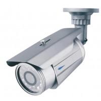 "Weersbestendige Infrarood Camera 600TVL 1/3"" SONY CCD 4-9mm varifocaal"
