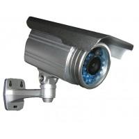 "Weersbestendige Infrarood Camera 540TVL 1/3"" SONY CCD 6mm lens"