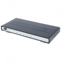 KÖNIG 4-POORTS HDMI SPLITTER