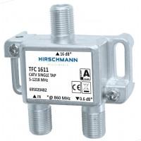 Hirschmann Enkelvoudig Aftakelement TFC1611 (1218Mhz) vervanger AFC1611